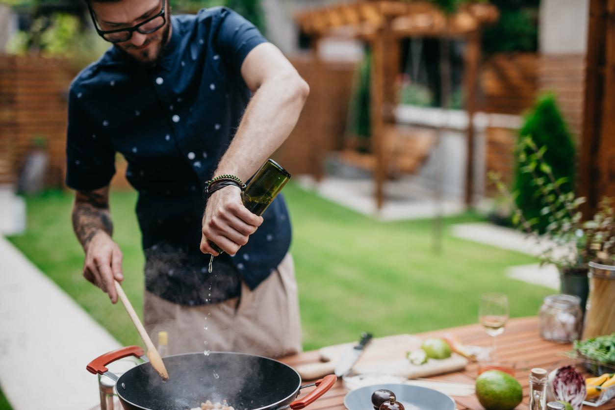 outdoor kitchen contractors in Folsom