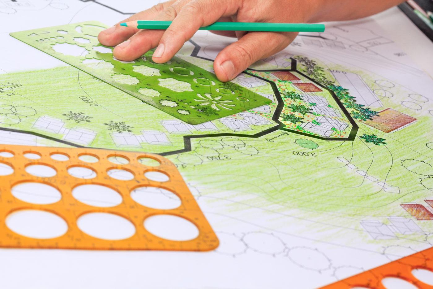 Landscape Design Contractors In EL Dorado Hills