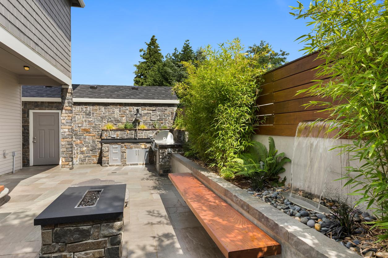 Outdoor Kitchen Installation In Folsom CA